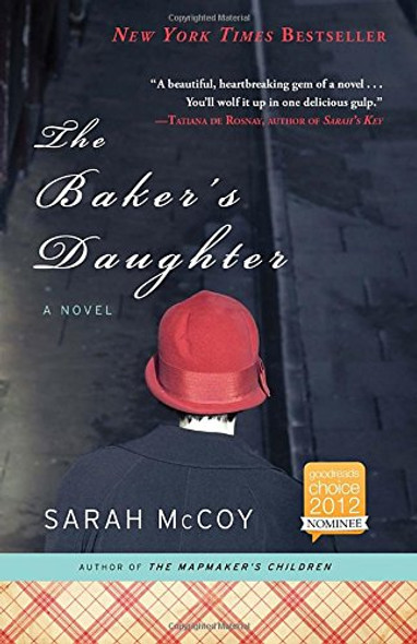 The Baker's Daughter Cover