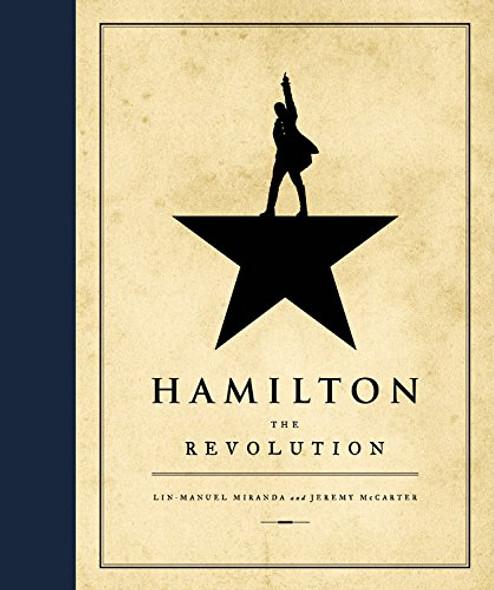Hamilton: The Revolution Cover