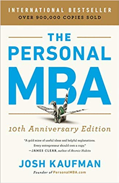 The Personal MBA 10th Anniversary Edition Cover