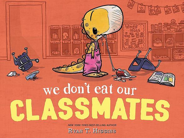 We Don't Eat Our Classmates Cover