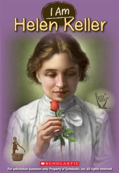 I Am #3: Helen Keller Cover