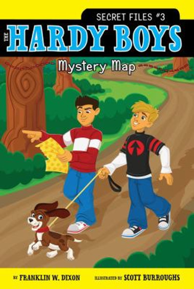 Mystery Map Cover