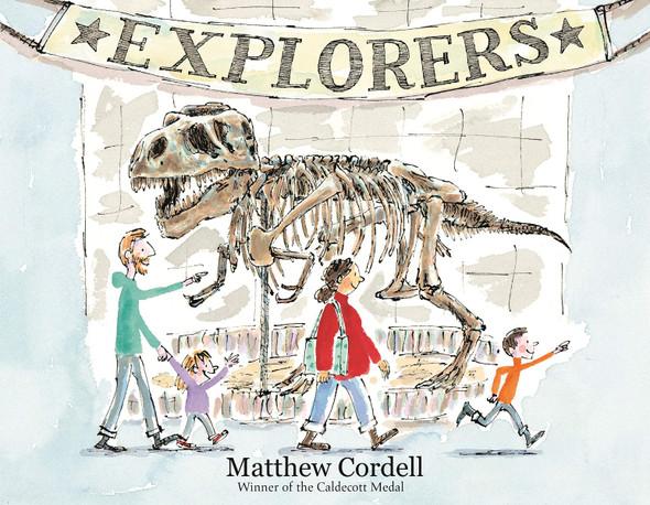 Explorers Cover