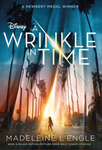 A Wrinkle in Time Movie Tie-In Edition Cover