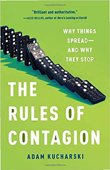 The Rules of Contagion: Why Things Spread--And Why They Stop Cover