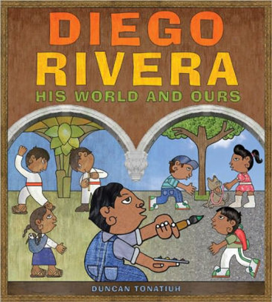 Diego Rivera: His World and Ours Cover