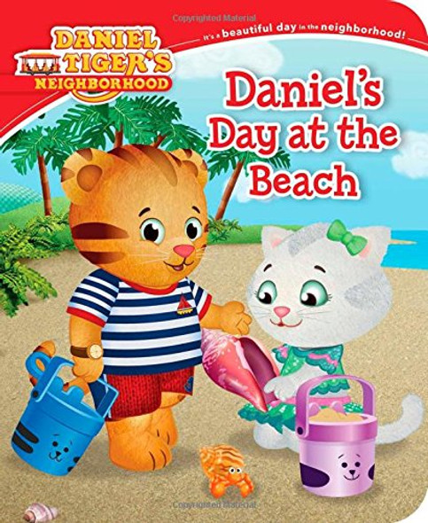 Daniel's Day at the Beach (Daniel Tiger's Neighborhood) Cover