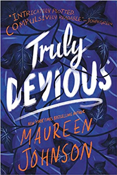 Truly Devious: A Mystery ( Truly Devious #1 ) Cover