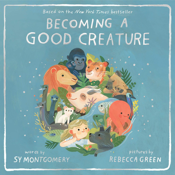 Becoming a Good Creature Cover