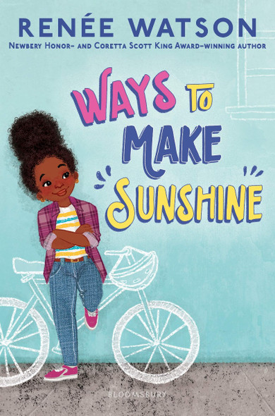 Ways to Make Sunshine (Ryan Hart Novel, 1) Cover