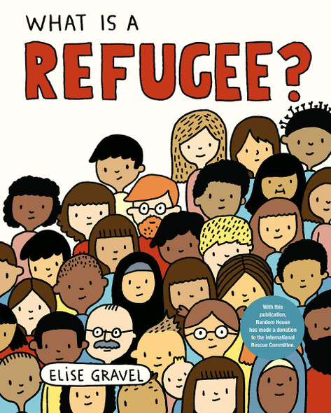 What Is a Refugee? Cover