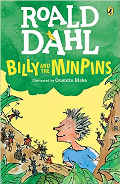 Billy and the Minpins Cover