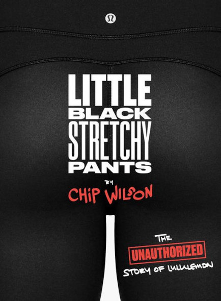Little Black Stretchy Pants Cover