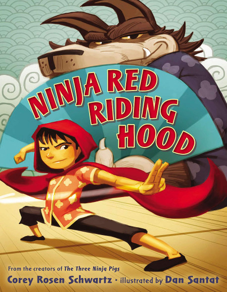 Ninja Red Riding Hood Cover