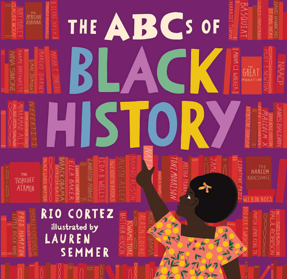 The ABCs of Black History Cover