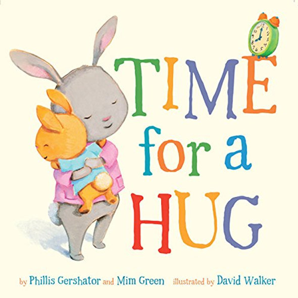 Time for a Hug (Snuggle Time Stories) Cover