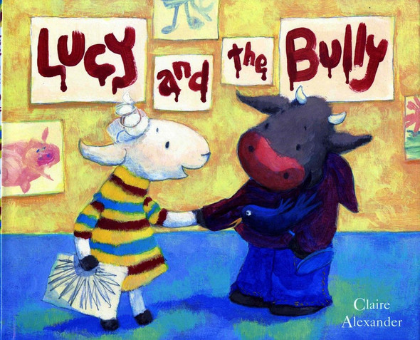 Lucy and the Bully Cover