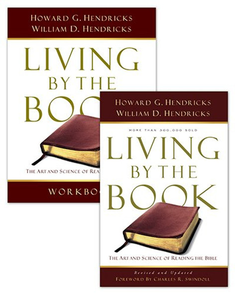 Living by the Book Set of 2 Books- Book and Workbook Cover