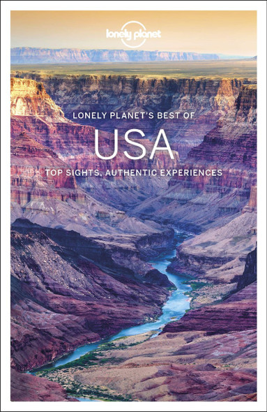 Lonely Planet Best of USA (Best of Country) (3RD ed.) Cover