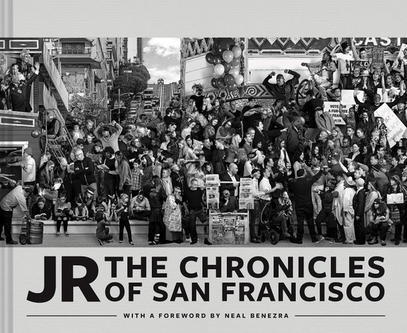 Jr: The Chronicles of San Francisco Cover