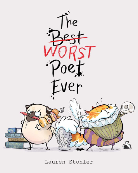 The Best Worst Poet Ever Cover