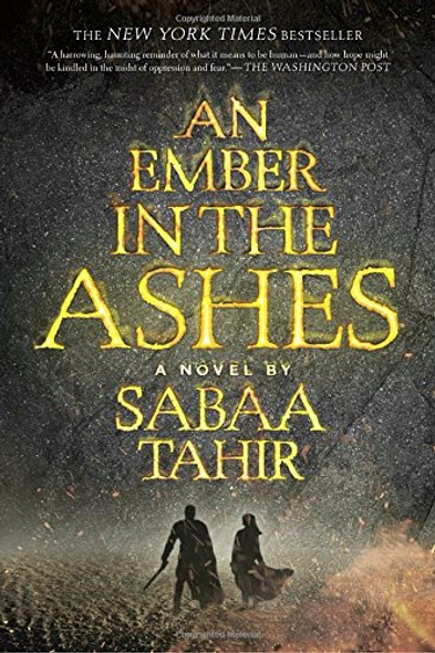 An Ember in the Ashes (Ember in the Ashes #1) Cover