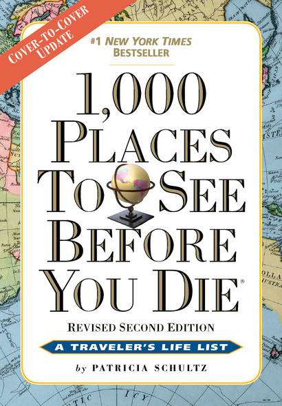 1,000 Places to See Before You Die: Revised Second Edition Cover