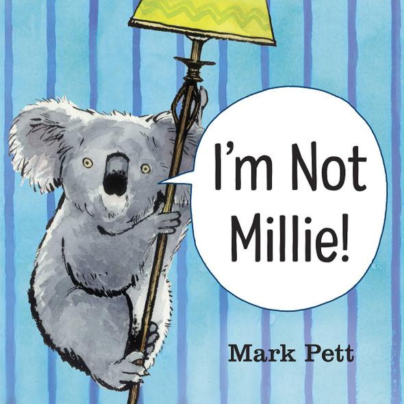 I'm Not Millie! Cover