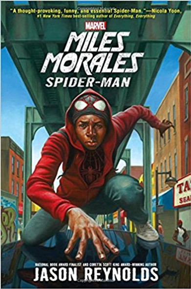 Miles Morales: Spider-Man (A Marvel YA Novel) Cover