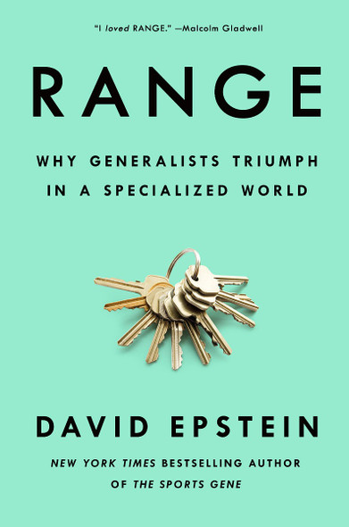 Range: Why Generalists Triumph in a Specialized World Cover