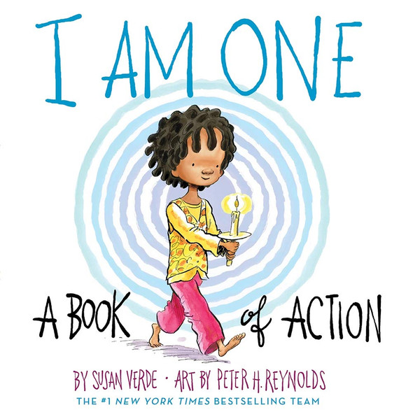 I Am One: A Book of Action (I Am Books) Cover
