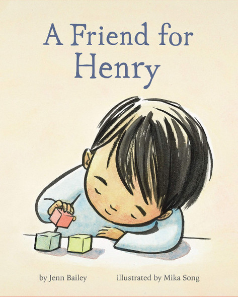 A Friend for Henry: (Books about Making Friends, Children's Friendship Books, Autism Awareness Books for Kids) Cover
