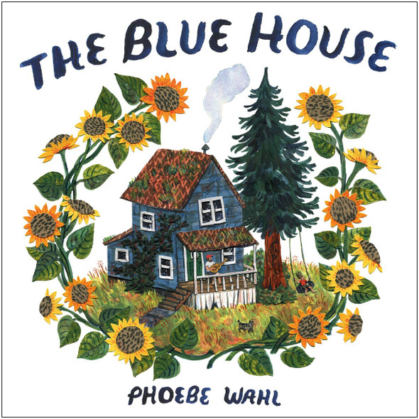 The Blue House Cover