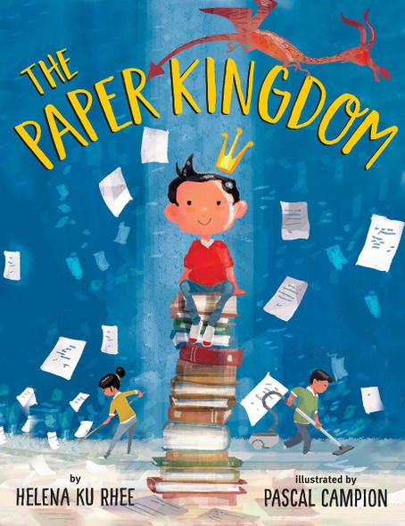 The Paper Kingdom Cover