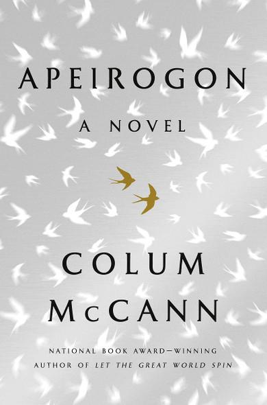 Apeirogon: A Novel Cover