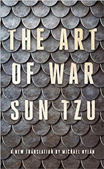 The Art of War: A New Translation by Michael Nylan Cover