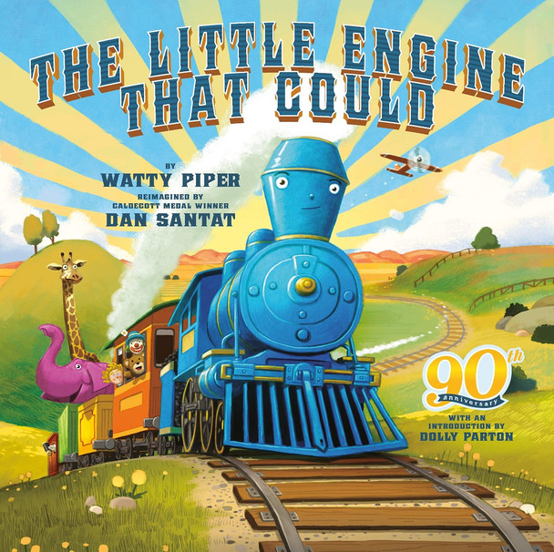 The Little Engine That Could: 90th Anniversary Edition (Little Engine That Could) Cover
