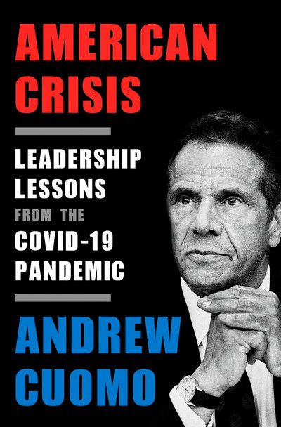 American Crisis: Leadership Lessons from the Covid-19 Pandemic Cover