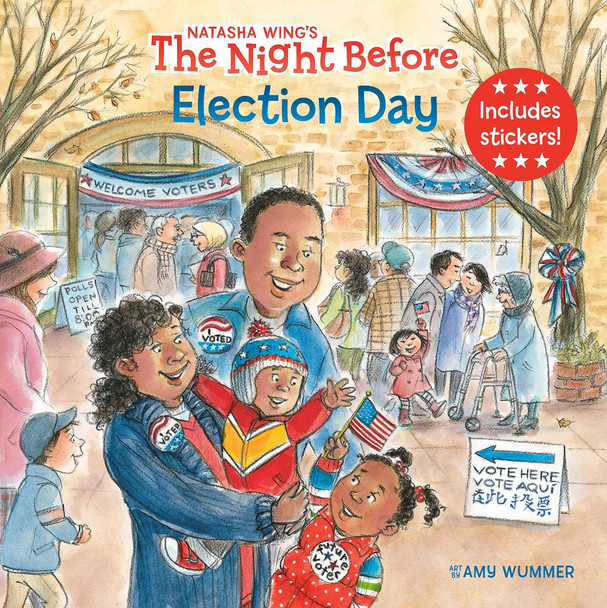 The Night Before Election Day (Night Before) Cover
