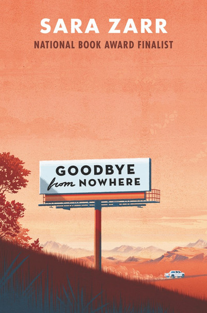 Goodbye from Nowhere Cover