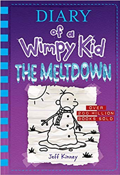 The Meltdown (Diary of a Wimpy Kid #13) Cover