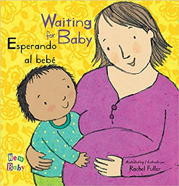 Waiting for Baby / Esperando al bebŽ/ (New Baby) (English and Spanish Edition) Cover