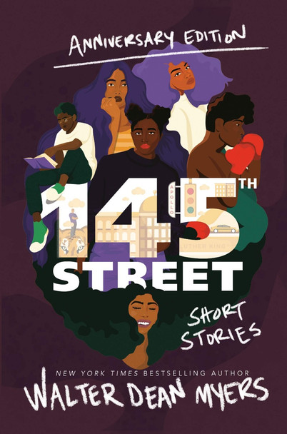 145th Street: Short Stories Cover
