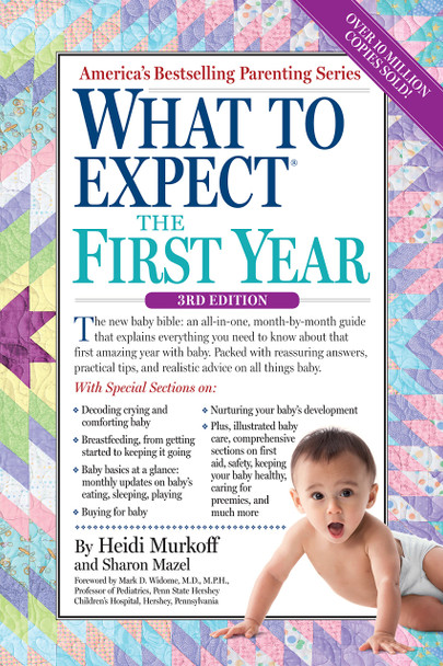 What to Expect the First Year (3RD ed.) Cover