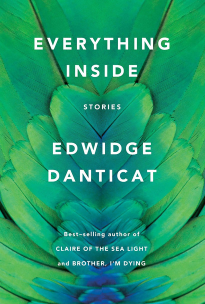 Everything Inside: Stories Cover