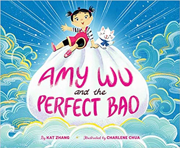 Amy Wu and the Perfect Bao Cover