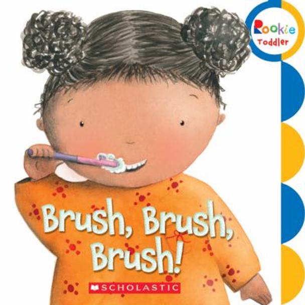 Brush, Brush, Brush! Cover