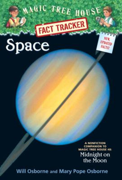 Space: A Nonfiction Companion to Midnight on the Moon Cover