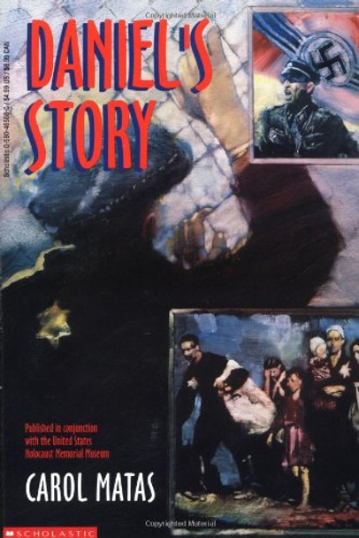 Daniel's Story Cover