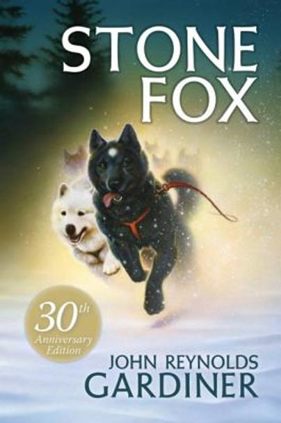 Stone Fox Cover